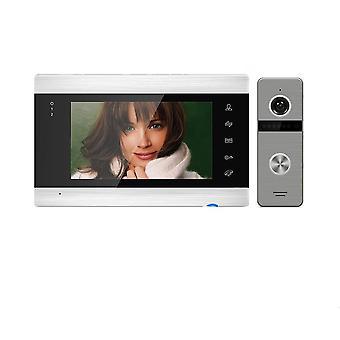Smart App 7 Inch Video Door Phone Wifi Intercom