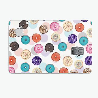 The Colorful Donut Overlay  - Premium Protective Decal Skin-kit