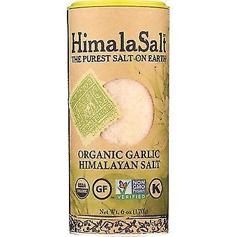 Himala Salt Shaker Garlic, Case of 6 X 6 Oz
