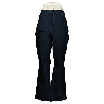NYDJ Jeans Petite Plus Slim Bootcut Azul A382338