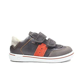 Ricosta Henry 2626000-284 Marone Brown Nubuck/Leather Childrens Shoes