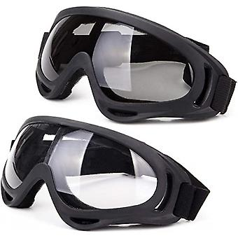 Goggles Unisex Windproof Uv Protection For Ski Cycling Motorcycle Snowmobile