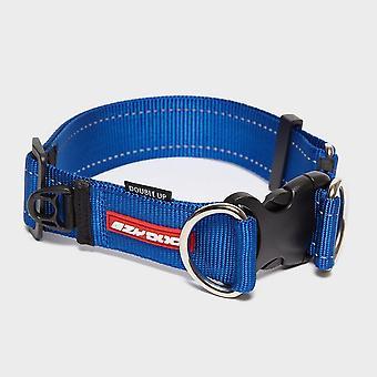 New EZY-DOG Double Up Collar XL Blue