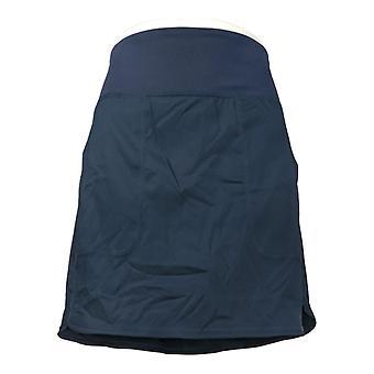 zuda Rock Cityscape Skort mit Taschen Blau A381036
