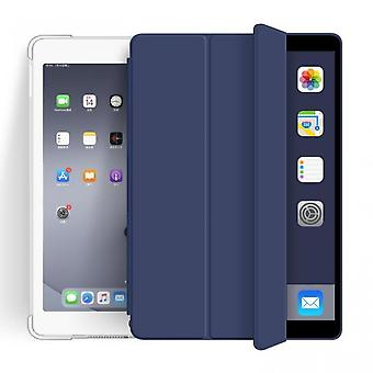 Suitable For Apple 2021 Ipadpro11 Inch Tablet Protective Case--cyan