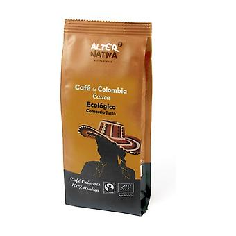 Cauca organic ground coffee from Colombia 250 g