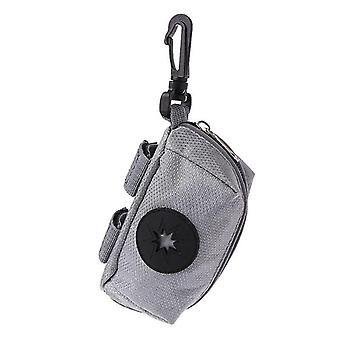 Pet Affald Hund Poo Hvalp Pick Up Tasker - Pet Agterstavn Taske Holder Krog Pouch Portable