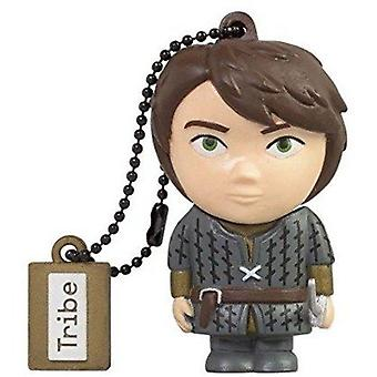 Game of Thrones Aria USB Stick 16GB Pen Drive USB Memory Stick Flash Drive, Gift Idea 3D Figure, PVC