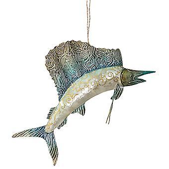 Montego Bay zwaardvis Christmas Ornament vakantie