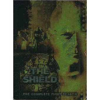 Kilpi - Shield: Kausi 1 [DVD] USA tuonti