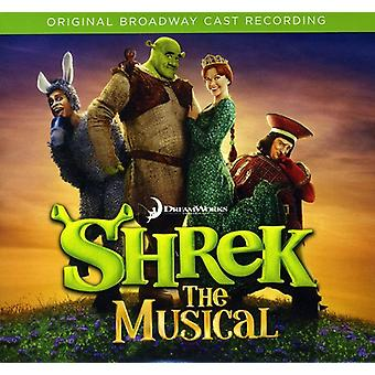 Cast Recording - Shrek: Importação The Musical [CD] EUA