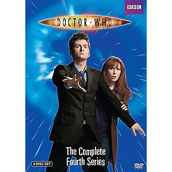 Doctor Who - Doctor Who: Series 4 [DVD] USA import