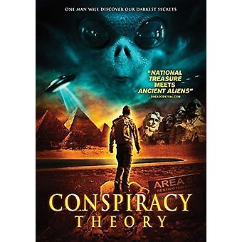 Conspiracy Theory [DVD] USA import