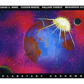 Ware/Cooper-Moore/Parker/Ali - Planetary Unknown [CD] USA import