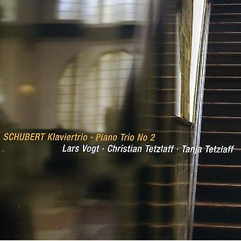 F. Schubert - Schubert: Piano Trio No. 2 [CD] USA import