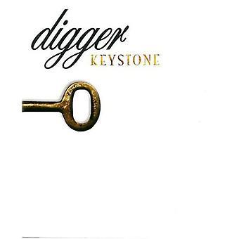 Digger - Keystone [CD] USA import