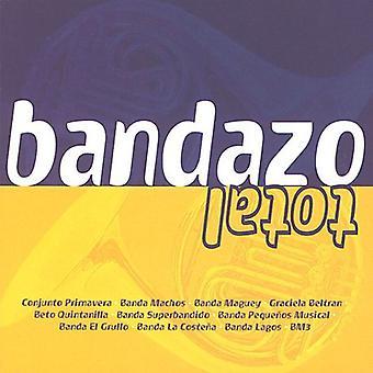 Bandazo Total - Bandazo Total [CD] USA import