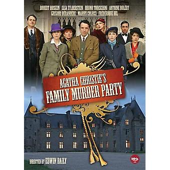 Agatha Christies's Family Murder Party [DVD] USA import