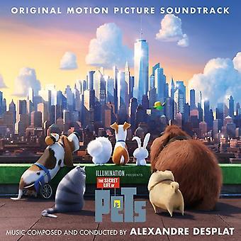 Alexandre Desplat - Secret Life of Pets (Score) / O.S.T. [CD] USA import