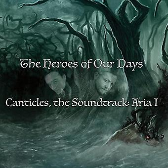 Alexander James Adams - Heroes of Our Days (Lobgesänge der Soundtrack: Aria [CD] USA Import