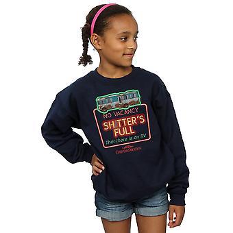 National Lampoon's Christmas Vacation Girls No Vacancy Sweatshirt