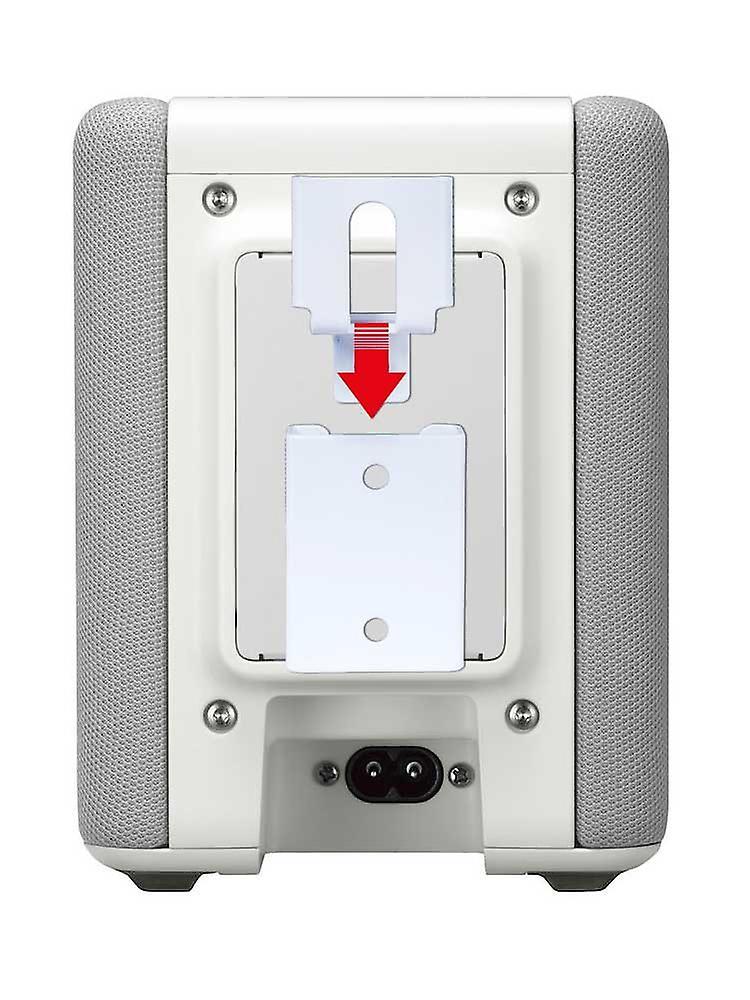 Vebos portable wall mount Yamaha Musiccast WX 010 white
