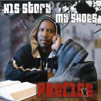 Bob Young & Aka Precise - His Story My Shoes [CD] USA import