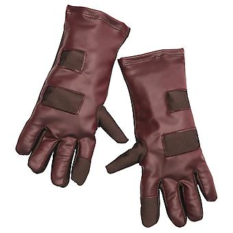 Star-Lord Starlord Guardians Of The Galaxy Marvel Superhero Men Costume Gloves