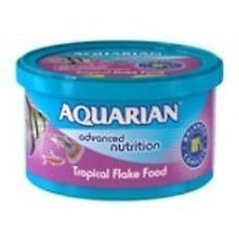 Aquarian Tropical Fish Food 50g