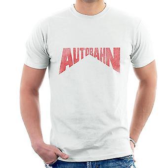 Big Lebowski Autobahn T Shirt Herren T-Shirt