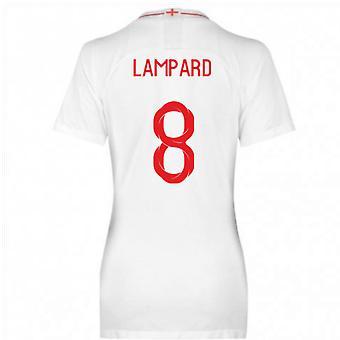 2018-2019 England Home Nike Womens Shirt (Lampard 8)