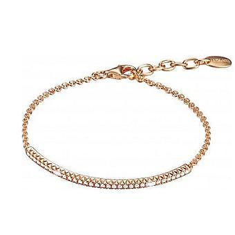 ESPRIT ladies bracelet silver Rosé expression ESBR91332C170