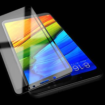 Xiaomi Redmi 評価 5 3 D プレミアム 0.3 mm H9 ガラス黒スライド保護カバー new