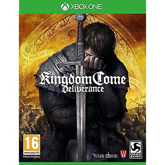 Kingdom Come Deliverance Xbox One Game