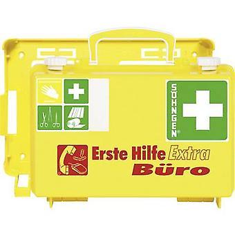 Söhngen 0320126 första hjälp väskan EXTRA office DIN 13 157 fluorescerande gul