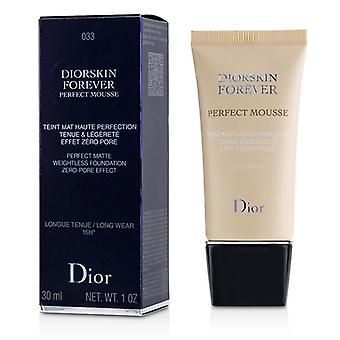 Christian Dior Diorskin Forever Perfect Mousse Foundation - # 033 Apricot Beige - 30ml/1oz