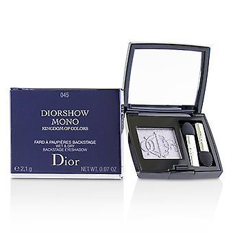 Christian Dior Koninkrijk van kleuren Diorshow mono natte & amp; Droge backstage oogschaduw (Limited Edition)-# 045 Fairy Grey-2.1 g/0,07 Oz