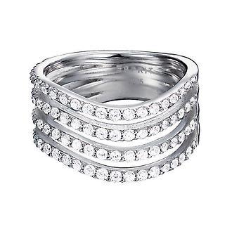 Esprit Silver Gleaming Wave ESRG92823
