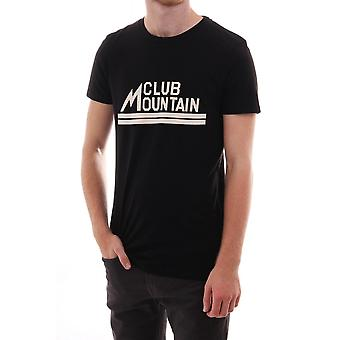 Scotch & Soda Club Mountain Ss Cn T Shirt
