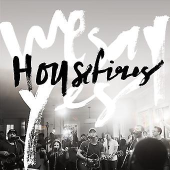 Housefires - We zeggen ja [CD] USA importeren