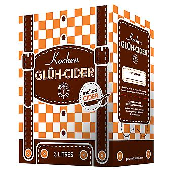 Gourmet Classic Kochen Glüh-Cider Mulled Cooking Cider
