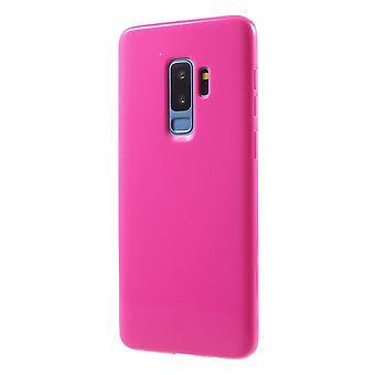Samsung Galaxy S9 plus TPU shell-Rose