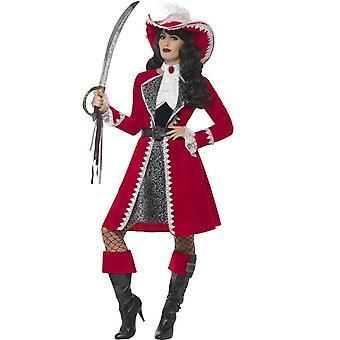 حلي الكابتن سيدة أصيلة فاخرة، متوسطة