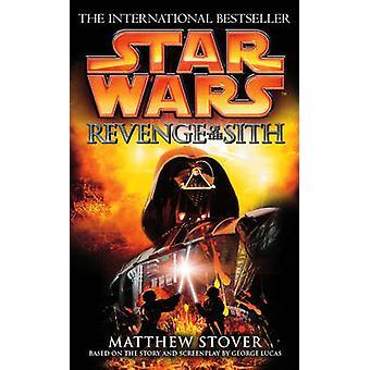 Star Wars - hämnd av de Sith av Matthew Stover - 9780099410584 bok