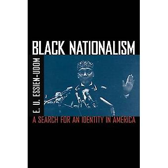 Schwarzer Nationalismus - die Suche nach einer Identität (Neuauflage) von E. U.