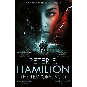 ピーター ・ f ・ ハミルトン - 9781447279709 によって一時的なボイド (新版)