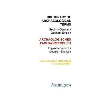 معجم المصطلحات الأثرية بماري كريستين يوهانز-فلور