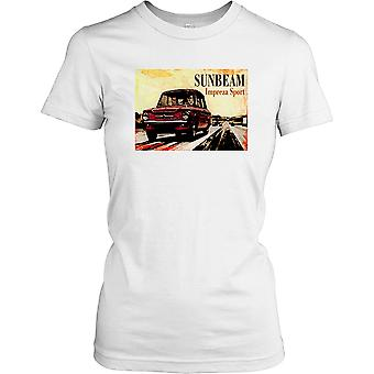 Sunbeam Impreza Sport - coches clásicos las señoras T Shirt