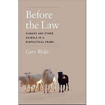 For loven - mennesker og andre dyr i en biopolitiske ramme af C
