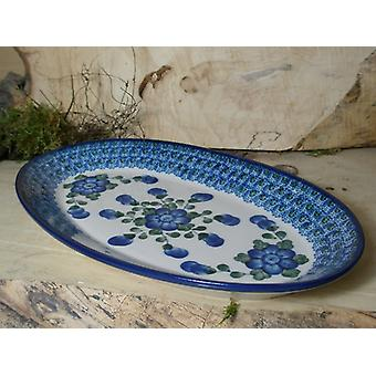 29.5 x 18 cm, plate, oval, tradition 9 - BSN 10601